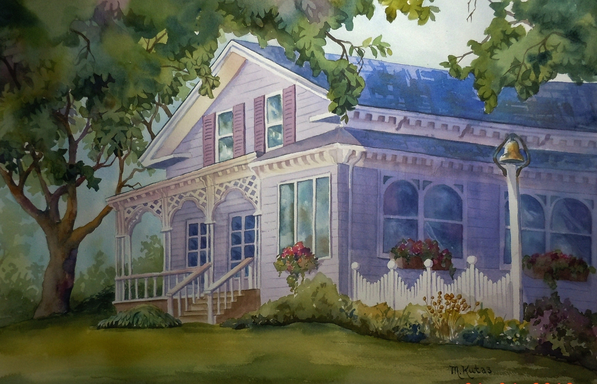 House in the Country 2